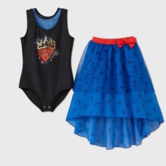 Disney Descendants 3 Evie Bridesmaid Dress 👑